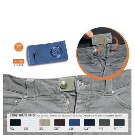 Prolunga per girovita pantaloni