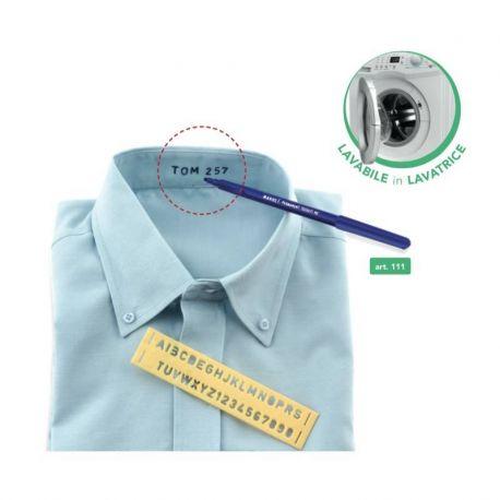 Pennarello per tessuti resistente al lavaggio