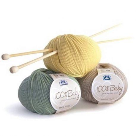 100% Baby - pure merinos wool