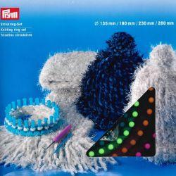 Set per lavoro a maglia