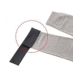 Bordi maglia per polsini e gambali in cotone