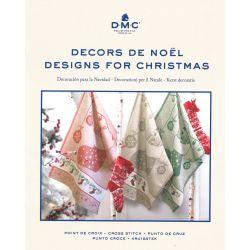 Decori di Natale a punto croce
