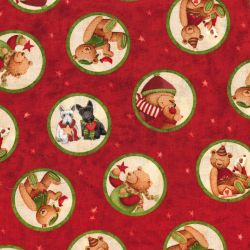 Be Merry Bears by Teresa Kogut