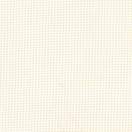 Tessuto stampato pied de poule