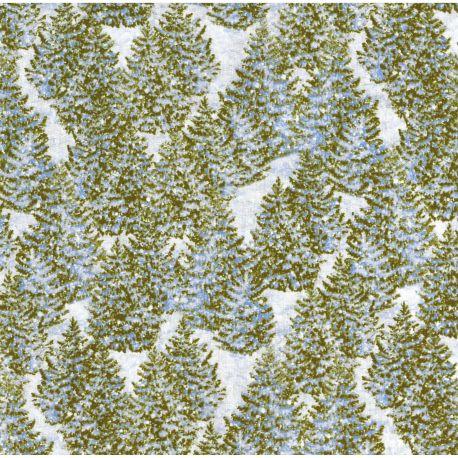 Tessuto Americano Winter's Eve by John Sloane