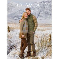 Rowan Knitting & Crochet Magazine Number 56