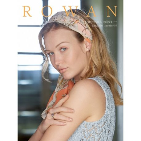 Rowan Knitting & Crochet Magazine Number 57