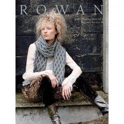 Rowan Knitting & Crochet Magazine Number 58
