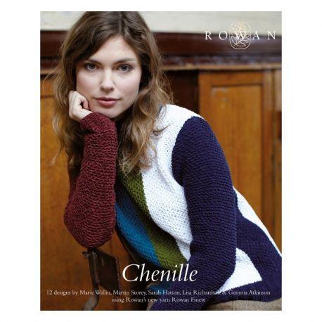 Rowan Chenille 12 designs