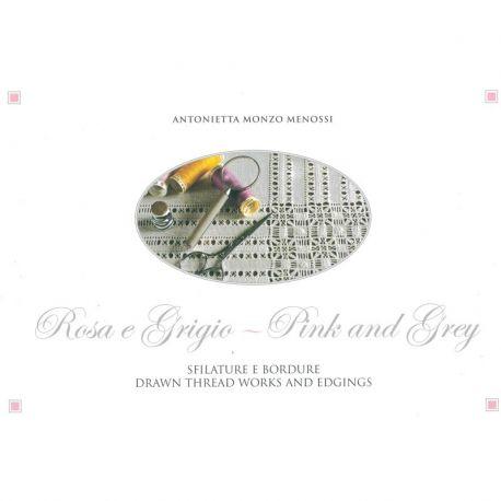Rosa e Grigio - Pink and grey di Antonietta Monzo Menossi