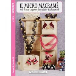 Il micro macramé - MP 18
