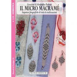 Il micro macramé 3 di Alessandra Pedrotti - MP 33