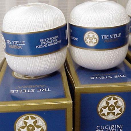 Ambra filo di Scozia 250 grammi