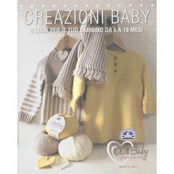 Creazioni baby - 8 look per il tuo bambino da 6 a 18 mesi