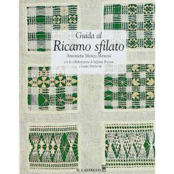 Guida al ricamo sfilato di Antonietta Monzo Menossi