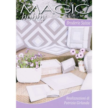Magic hobby - Broderie suisse