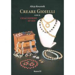 Creare gioielli con il chiacchierino ad ago di Alicja Kwartnik