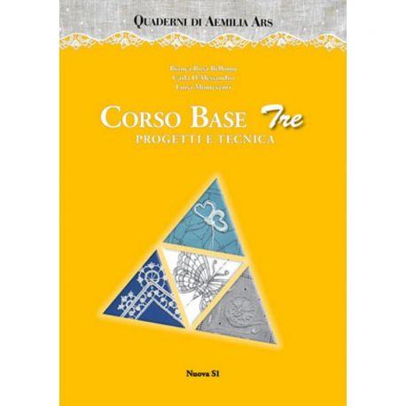 Quaderni di Aemilia Ars - Corso base tre - progetti e tecnica di Bianca Rosa Bellomo, Carla D'Alessandro, Luisa Monteventi