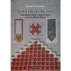 Il piacere del ricamo di Silvana Fontanelli