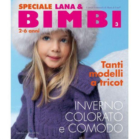 Speciale lana & bimbi 3 - 2-6 anni