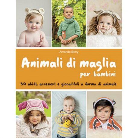 Animali di maglia per bambini di Amanda Berry