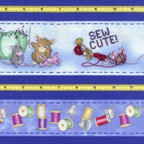House-Mouse Designs by Ellen Jareckie - bordo