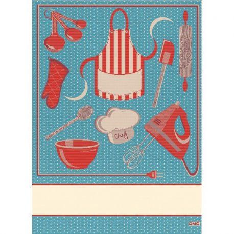 """Asciugapiatti """"chef collection"""""""