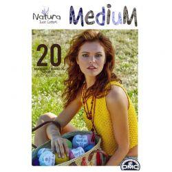 Natura Medium - 20 modelli maglia e uncinetto