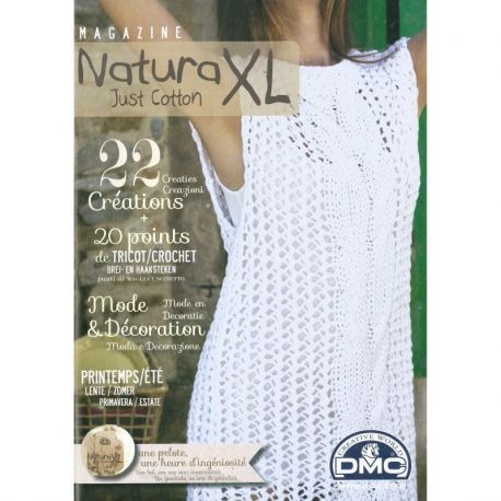 Natura XL Just Cotton - Magazine