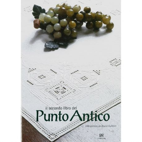 Il secondo libro del punto antico interpretato da Bruna Gubbini