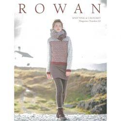 Rowan Knitting & Crochet Magazine Number 60
