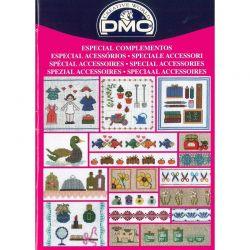 Speciale accessori (schemi a punto croce DMC)