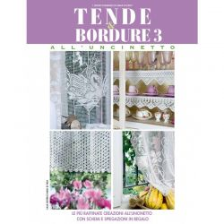 Tende & bordure all'uncinetto 3