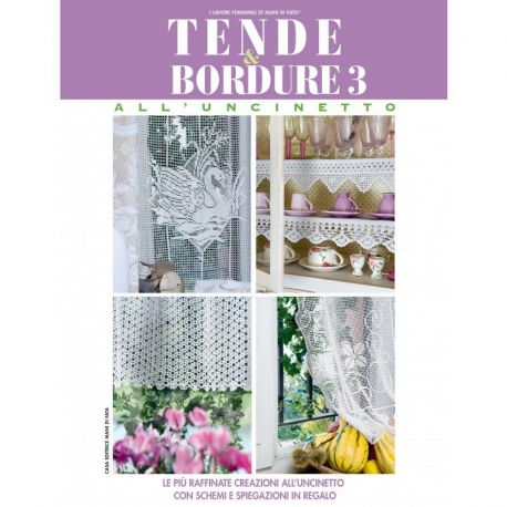 Tende & bordure all'ncinetto 3