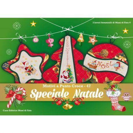 I motivi più belli a punto croce 47 - speciale Natale